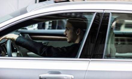 Volvo V90 advert with Zlatan Ibrahimović