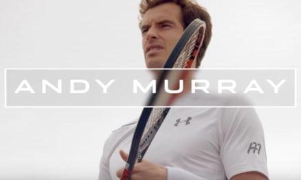 Andy Murray vs Jaguar