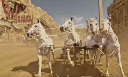 Ben Hur Chariot Race