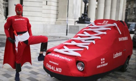 Bootmobile – The Football silly season is here