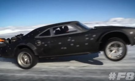Fast & Furious 8 in Iceland