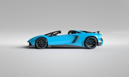 Vitesse AuDessus transforms the Lamborghini Aventador LP750-4 Superveloce