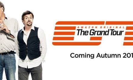 The Grand Tour logo is here