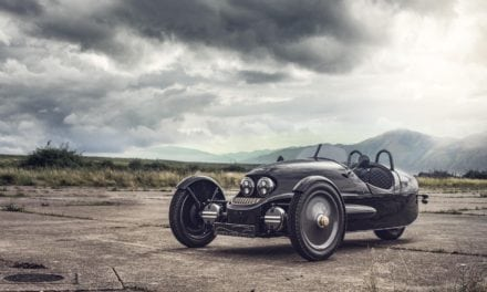SALON PRIVÉ THE PLACE TO BE FOR CLASSICS AND THE WORLD DEBUT OF THE ELECTRIFYING MORGAN EV3