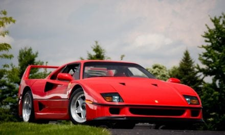 FERRARI F40 MOST ICONIC SUPERCAR EVER – CHRIS HARRIS EXPLAINS
