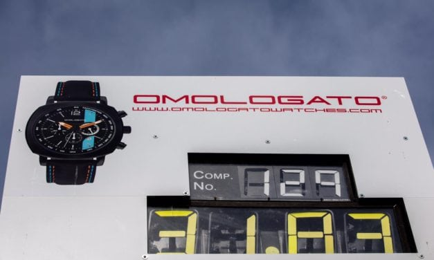 Omologato Watches and Shelsley Walsh Hill Climb