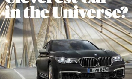 NEW BMW 740e AND 740Le xDRIVE Big and Clever