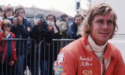Silverstone Classic just weeks away featuring a James Hunt tribute