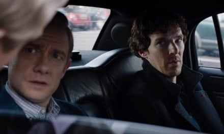 Sherlock is back with cars…