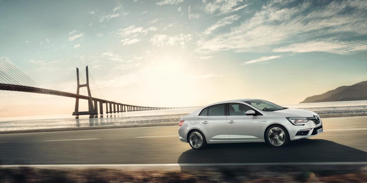 RENAULT MÉGANE GRAND COUPE, not a Coupe and not for the UK