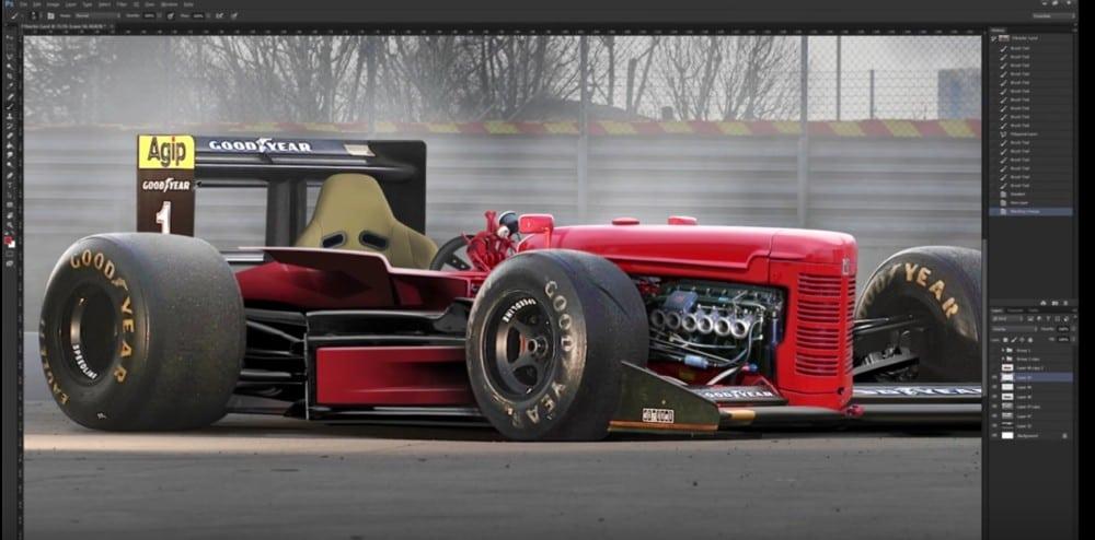 Formula One Tractor By Yasid Design Free Car Mag