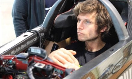 Guy Martin & Triumph Motorcycles Land Speed Record attempt is back on