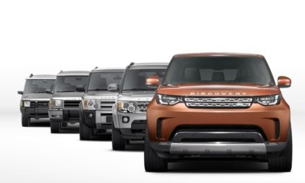 New Land Rover Discovery – Coming Soon – Meanwhile here are some old Discos in the wild…