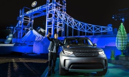 Land Rover Discovery – The Amazing Lego launch