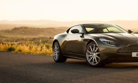 Aston Martin DB11 – Wins Best Design Award and starts production