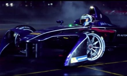 DS VIRGIN RACING FORMULA E SEASON 3 LIVERY: REVEALED