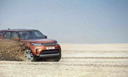 New Land Rover Discovery – What you Need to know