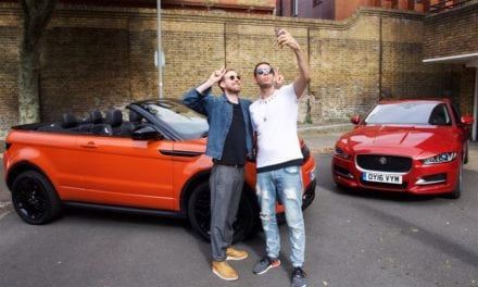 SPOTIFY FOR JAGUAR LAND ROVER IS PUT TO THE TEST BY KAISER CHIEFS' RICKY WILSON AND ARTIST EXAMPLE