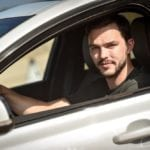 NICHOLAS HOULT TAKES ON UNIQUE DRIVING CHALLENGE IN NEW JAGUAR XF ALL-WHEEL DRIVE