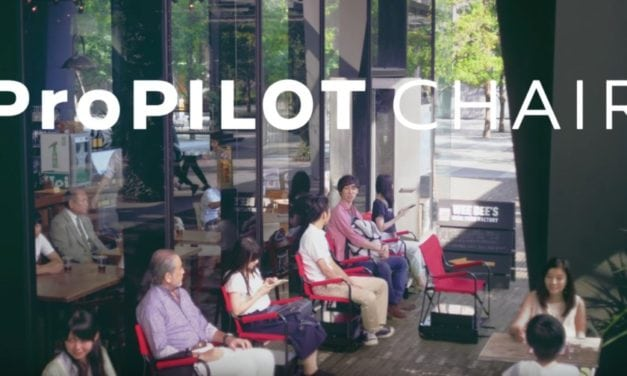 Nissan Robot Chairs – The Great British Queue Reinvented