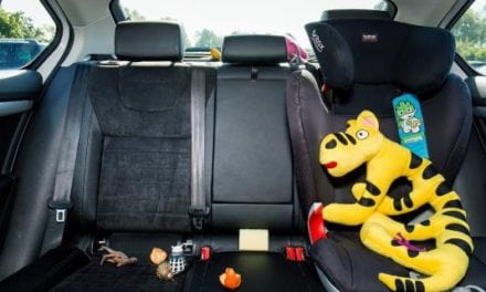 SKODA: THINGS THAT THE KIDS LEAVE BEHIND