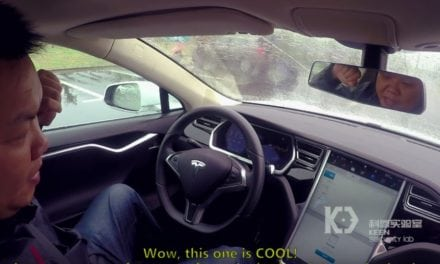 The Future is compromised, Chinese experts hack a Tesla, very easily