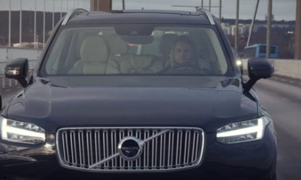 VOLVO say 'Drive Me' as self driving cars will be coming to a road near you in 2017