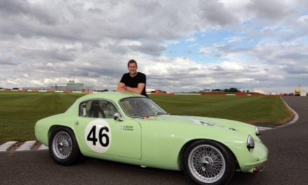 Ant Anstead Restored Lotus Elise up for auction