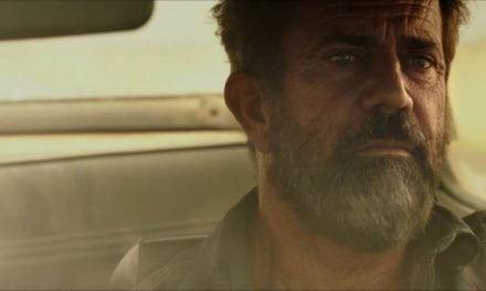 Blood Father – your Mad Mel is back mindless weekend action film