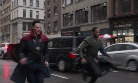 Doctor Strange – Dominic Cumberbatch is your weekend action hero