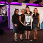 EVE'S WATCH MAKES HISTORY IN HOSTING FIRST EVER WOMEN'S WATCH AWARDS