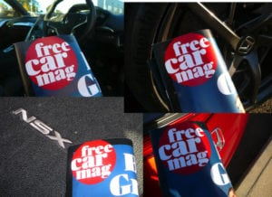 Free Car Mag NSX 300x218 - Honda NSX - Please don't crash it...