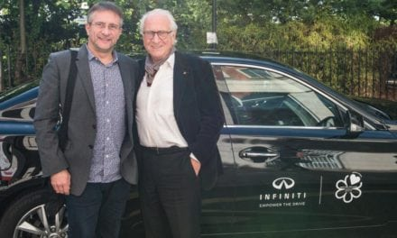 INFINITI PARTNERS WITH MICHELIN GUIDE GREAT BRITAIN AND IRELAND