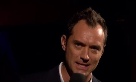 """LEXUS AND JUDE LAW PRESENT A LIVE-STREAMED IMPROVISED PERFORMANCE """"ON THE ROAD"""""""