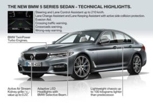 P90237787 the new bmw 5 series sedan 10 2016 600px 300x212 - BMW 5 Series - everything you need to know in a few pictures