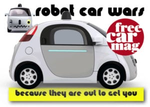 RobotCarWars 300x214 - Robot Cars are not new, they come from the 1980s...