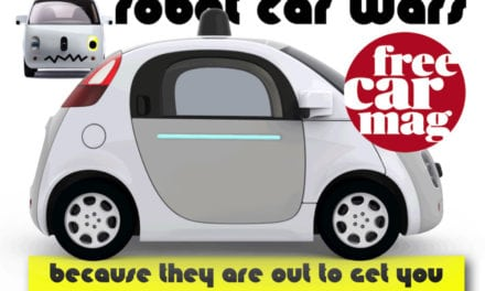 Robot Cars – Real World Worries about Hacking