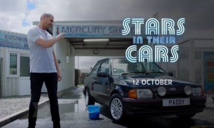 Stars in their Cars – with Paddy McGuinness