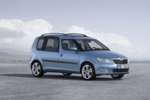 skoda roomster 300x200 - Car Choice - High Seating Position and practicality