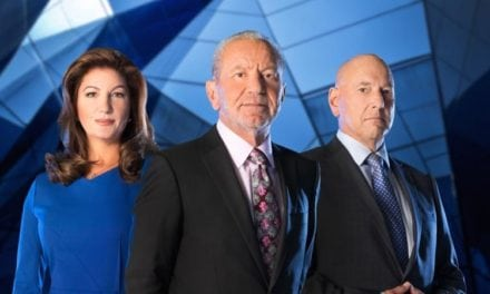 The Apprentice is back and this time they are spouting nonsense in the back of Volkswagen Caravelles