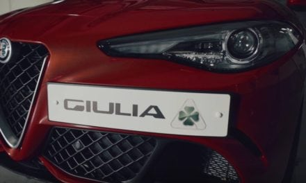 Alfa Romeo Giulia sets new lap record at Silverstone – 'blindfolded'