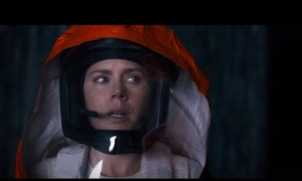 Arrival – Your deep thinking Sci Fi film for the weekend…