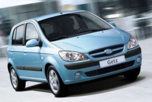 Hyundai Getz 300x201 - Car Choice: Simple City Car for £1000