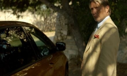 Le Fantôme: a Jake Scott film starring Mads Mikkelsen and the new Ford Edge.