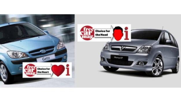 Car Choice: Simple City Car for £1000