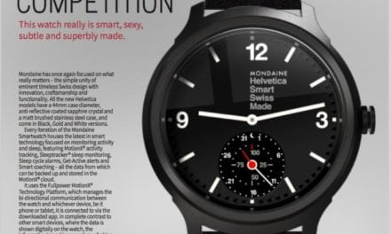 Mondaine Watch Competition – we have a winner!