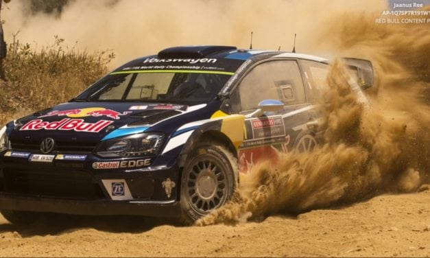 WORLD RALLY CHAMPIONSHIP LIVE AS NEVER SEEN BEFORE ON RED BULL TV