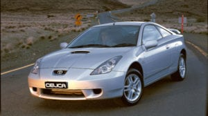 toyota celica 300x168 - Car Choice: Replacing a Ford Ka with something more exciting.