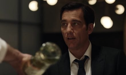 Clive Owen – KIller in Red – full Campari Movie