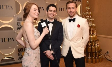 La La Land Sweeps the Golden Globes